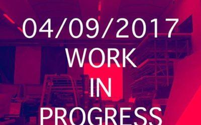 Oggi lavori in corso da Newlab